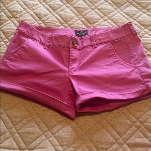Midi stretch shorts